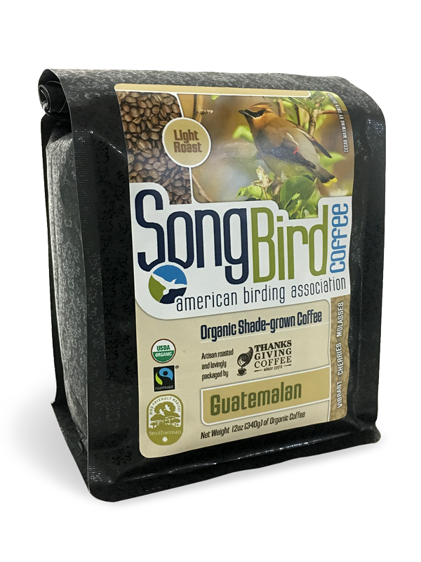 Thanksgiving Coffee Guatemalan -  bird friendly, light roast, organic, shade grown MAIN
