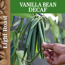 Vanilla Bean Decaf