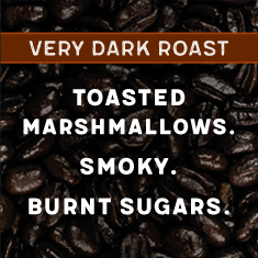 Extra Dark Roast Coffee
