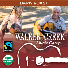 Walker Creek Music Camp - Dark Roast THUMBNAIL