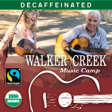 Walker Creek Music Camp - Decaf Blend THUMBNAIL