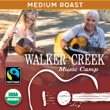 Walker Creek Music Camp - Medium Roast THUMBNAIL
