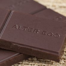 Dark Brown Butter Chocolate Bar