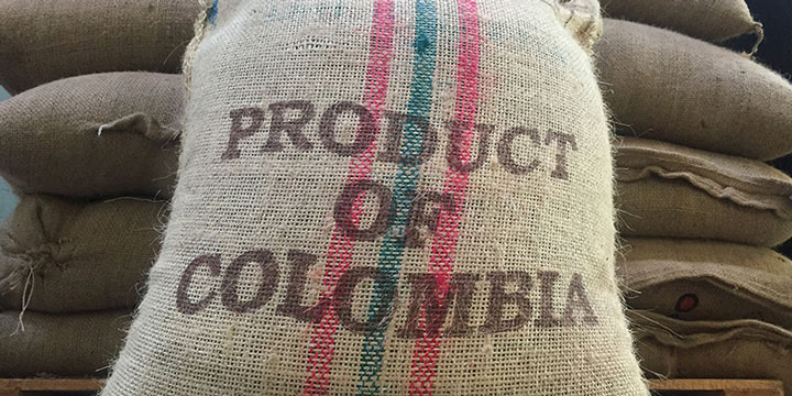 Coffee Beans from Colombia