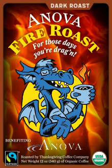 Anova Fire Roast - Dark Roast