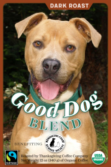 Good Dog Blend - Dark Roast