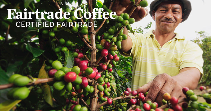 Fairtrade Certified Coffee