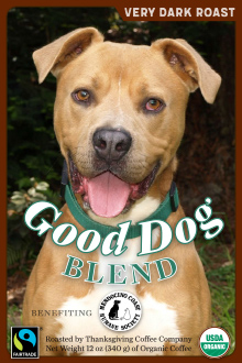 Good Dog Blend - Very Dark Roast