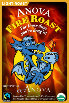 Anova Fire Roast - Light Roast