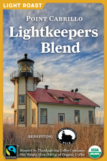 Lightkeepers Blend - Light Roast THUMBNAIL
