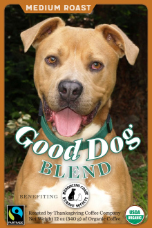 Good Dog Blend - Medium Roast