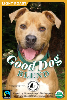 Good Dog Blend - Light Roast