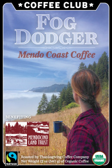 Fog Dodger Coffee Club