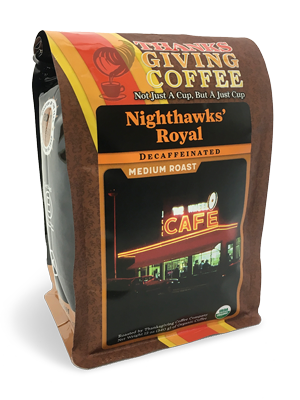 Nighthawks' Decaf – Royal Blend MAIN