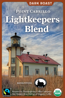 Lightkeepers Blend - Dark Roast THUMBNAIL