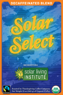 Solar Select - Decaf Blend