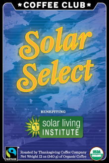 Solar Select Coffee Club