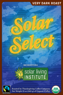 Solar Select - Very Dark Roast