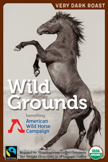 Wild Grounds - Very Dark Roast