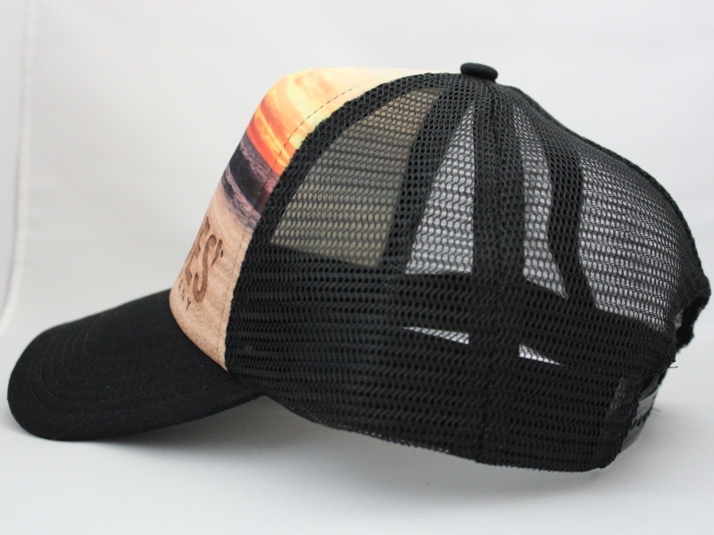 Hat - Trucker Adjustable - The Dudes' Small Full Color Mini-Thumbnail