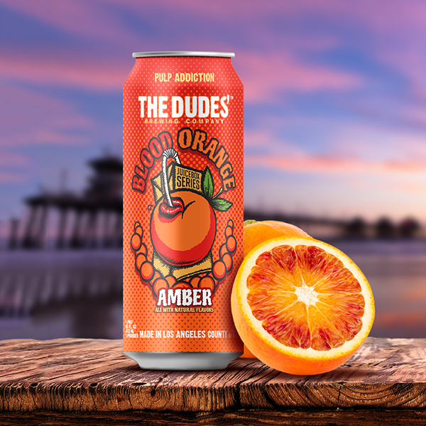 JUICEBOX SERIES®: Blood Orange Amber Ale (4-Pack)