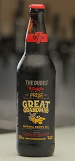 7 Deadly Sins Series - Pride: Great Grandma's (22oz) THUMBNAIL
