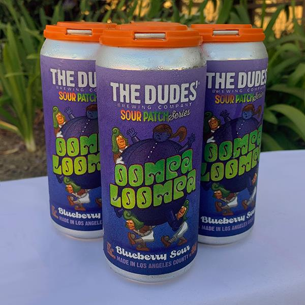 Oompa Loompa Blueberry Sour (4-Pack) MAIN