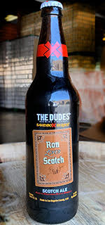 Sandbox Series: Ron Loves Scotch (22oz) LARGE