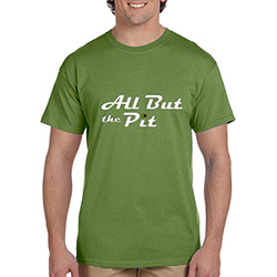 All But The Pit T-Shirt_SWATCH