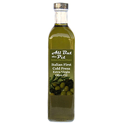 Italian First Cold Press Extra Virgin Olive Oil THUMBNAIL
