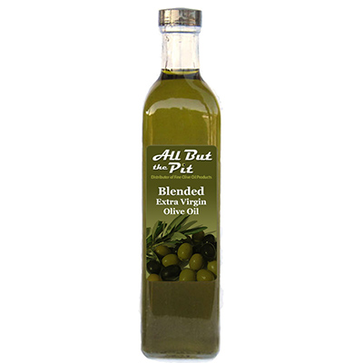All But the Pit Blended Extra Virgin Olive Oil MAIN