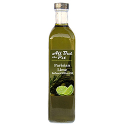 Parisian Lime Olive Oil THUMBNAIL