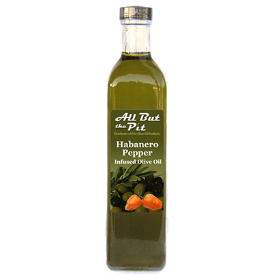 Habanero Pepper Olive Oil MAIN