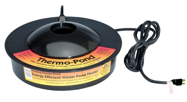 Floating Pond Heaters