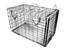 "Animal Transfer Cage with Top & Sliding End Doors - Cat/Raccoon Size - (20""L x 11""W x 12""H SWATCH"