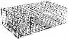 Single Trap Door Live Snapping Turtle Traps - For Pond & Water Garden Predator Control