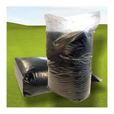 50 lb Bags of Rubber Crumb Synthetic Turf Infill Material For Turf, Fringe, & Sport Fields LARGE