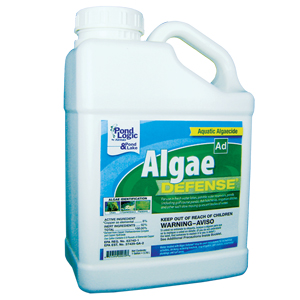 Algae Defense Algaecide for Ponds & Lakes LARGE
