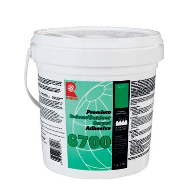 Single Stage Water-Resistant Carpet Adhesive for Synthetic Putting Greens & Turf Applications