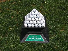 Pyramidal Golf Ball Stackers (includes trays) THUMBNAIL