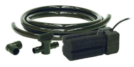 Aquascape AquaBasin, Pond or Water Garden Ultra Submersible Pump Kits w/Foam Pre-Filter
