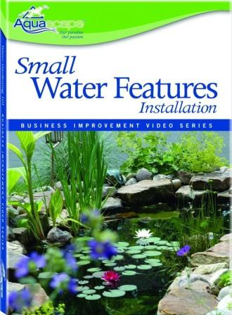 Small Water Features Installation DVD MAIN