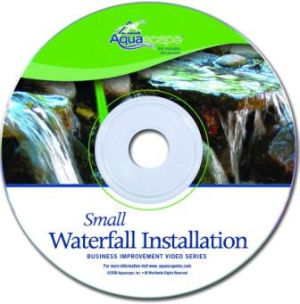 Small Water Features Installation DVD THUMBNAIL