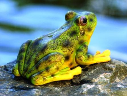 Aquascape Water Garden & Pond Floating Decorations - Tree Frog
