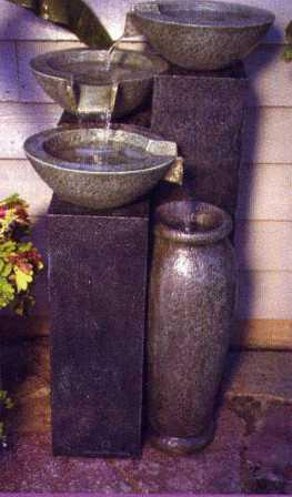 Resin Fountains (Self Contained)