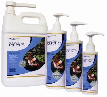 Aquascape Sludge & Filter Cleaner for Water Gardens & Ponds