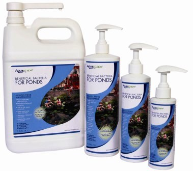 Liquid Beneficial Bacteria for Ponds - by Aquascape