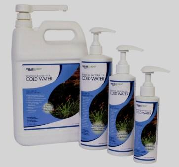 Aquascape Cold Water Beneficial Bacteria for Water Gardens & Ponds