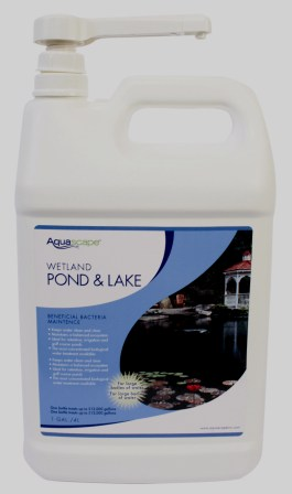 Aquascape Wetland Pond & Lake Formula - 1.1 Gal for Large Water Garden & Pond Use