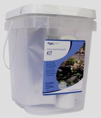 Aquascape Pond Maintenance Kit for Water Gardens & Ponds